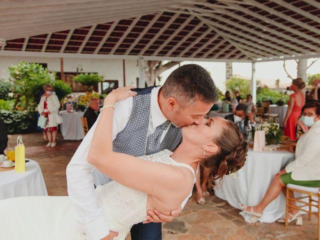 La boda de Quique y Vane en Puerto De La Cruz, Santa Cruz de Tenerife 15