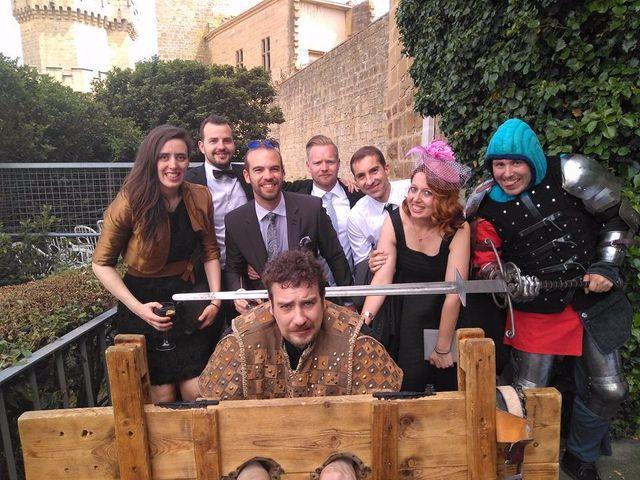 La boda de José Miguel y Olga en Olite, Navarra 3