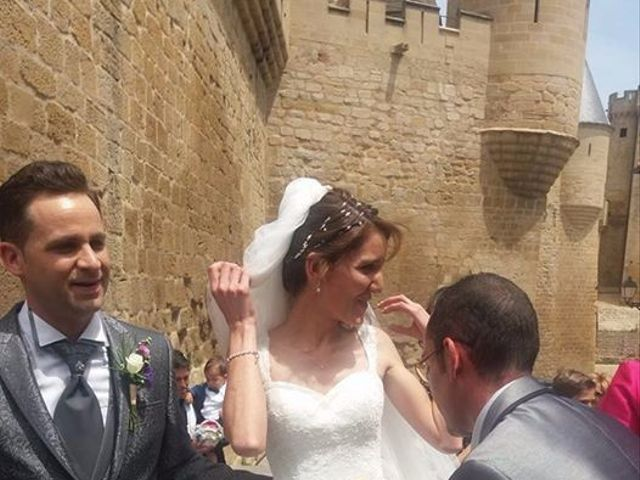 La boda de José Miguel y Olga en Olite, Navarra 6