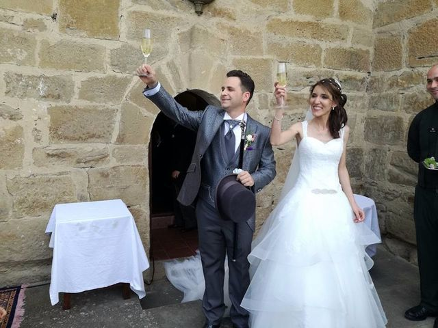La boda de Olga y José Miguel
