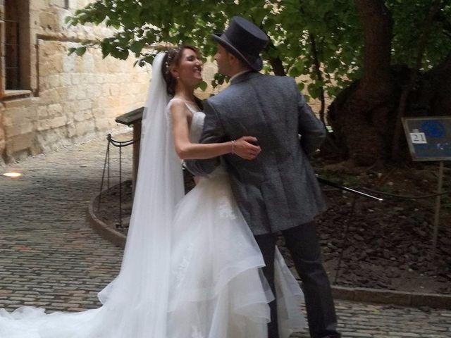 La boda de José Miguel y Olga en Olite, Navarra 7