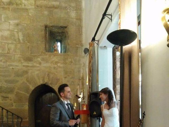 La boda de José Miguel y Olga en Olite, Navarra 8