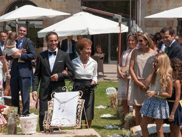 La boda de Fernando y Natalia en Argomaniz, Álava 6