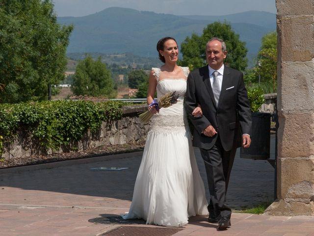 La boda de Fernando y Natalia en Argomaniz, Álava 7