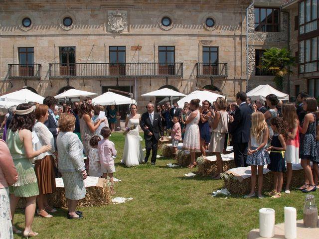 La boda de Fernando y Natalia en Argomaniz, Álava 8