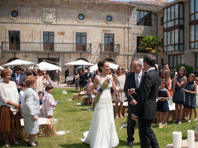 La boda de Fernando y Natalia en Argomaniz, Álava 9