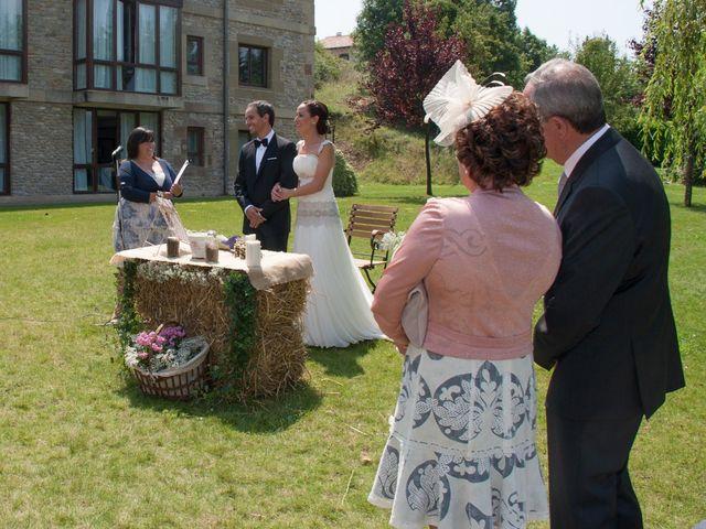 La boda de Fernando y Natalia en Argomaniz, Álava 10
