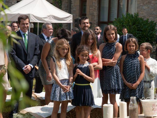 La boda de Fernando y Natalia en Argomaniz, Álava 11