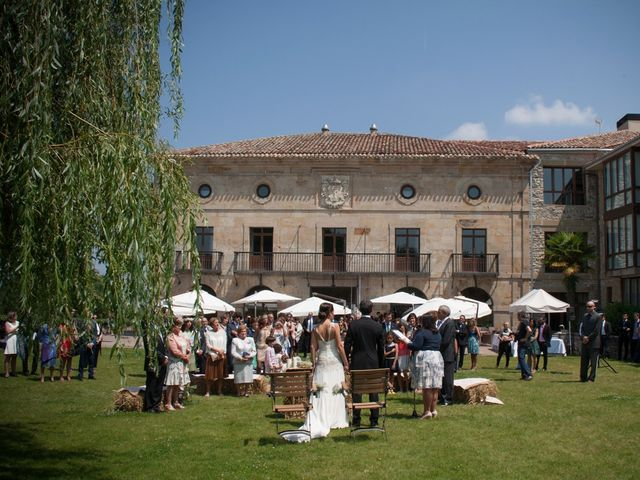 La boda de Fernando y Natalia en Argomaniz, Álava 12