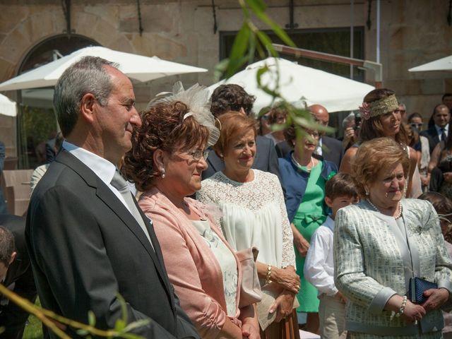 La boda de Fernando y Natalia en Argomaniz, Álava 14
