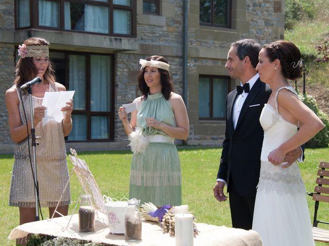 La boda de Fernando y Natalia en Argomaniz, Álava 15