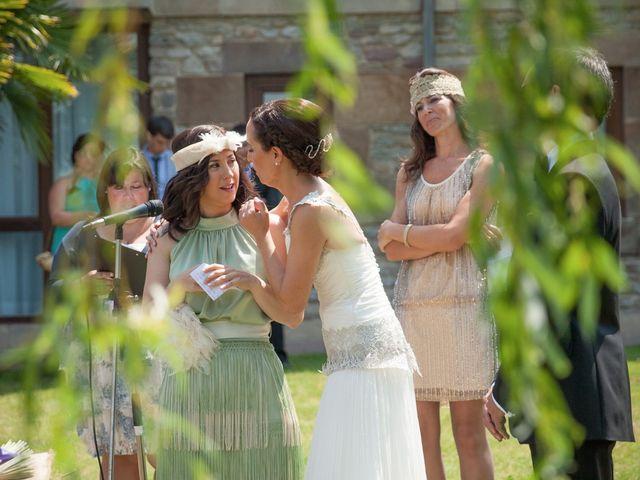La boda de Fernando y Natalia en Argomaniz, Álava 16