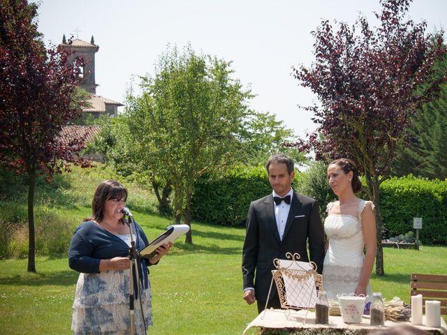 La boda de Fernando y Natalia en Argomaniz, Álava 18