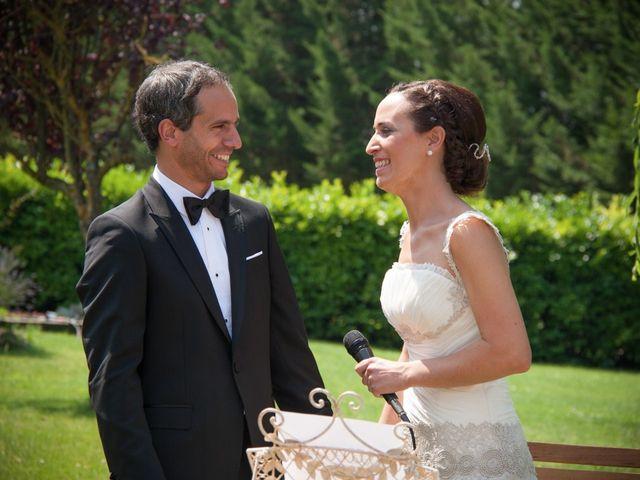 La boda de Fernando y Natalia en Argomaniz, Álava 2