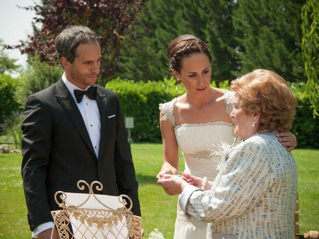 La boda de Fernando y Natalia en Argomaniz, Álava 21