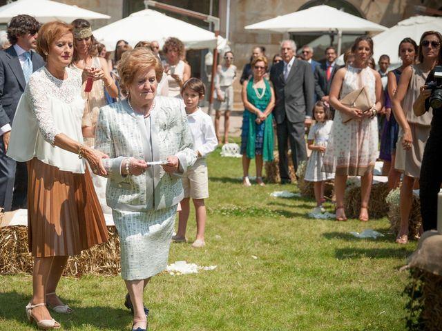 La boda de Fernando y Natalia en Argomaniz, Álava 22