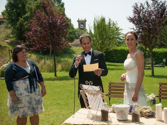 La boda de Fernando y Natalia en Argomaniz, Álava 23