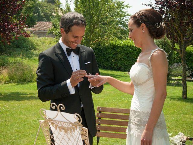 La boda de Fernando y Natalia en Argomaniz, Álava 24