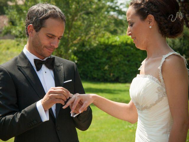 La boda de Fernando y Natalia en Argomaniz, Álava 25