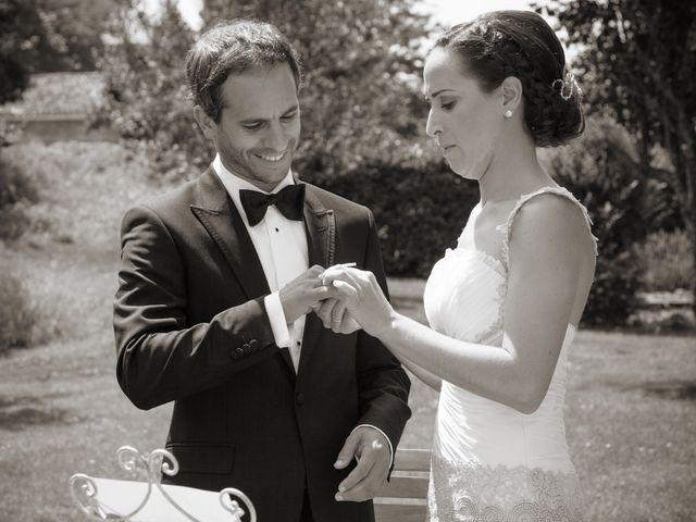 La boda de Fernando y Natalia en Argomaniz, Álava 26