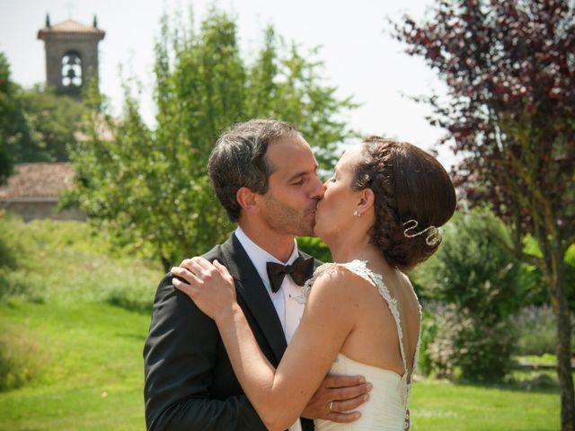 La boda de Fernando y Natalia en Argomaniz, Álava 27