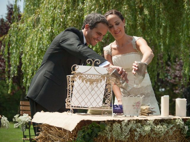 La boda de Fernando y Natalia en Argomaniz, Álava 28