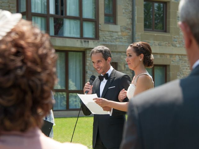 La boda de Fernando y Natalia en Argomaniz, Álava 30
