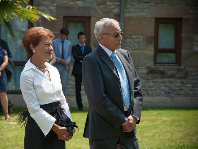 La boda de Fernando y Natalia en Argomaniz, Álava 31