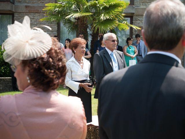 La boda de Fernando y Natalia en Argomaniz, Álava 33