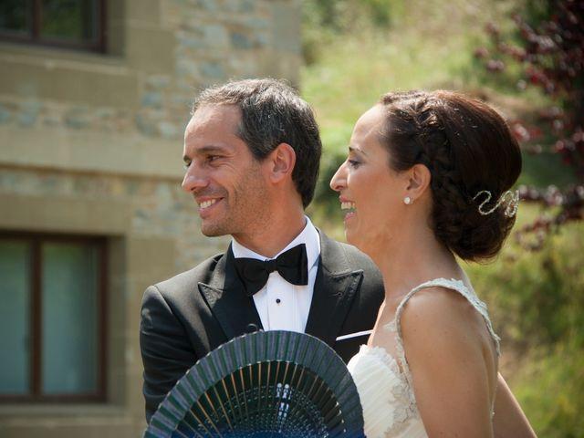 La boda de Fernando y Natalia en Argomaniz, Álava 34