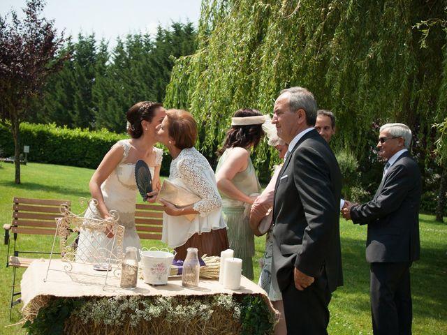 La boda de Fernando y Natalia en Argomaniz, Álava 37