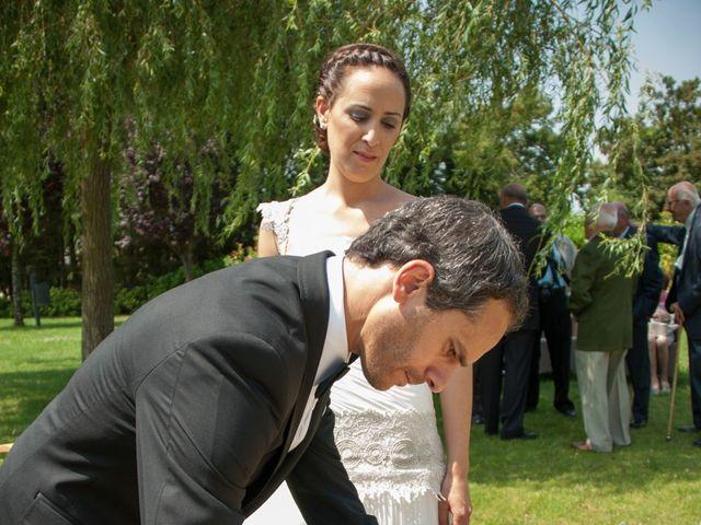 La boda de Fernando y Natalia en Argomaniz, Álava 38