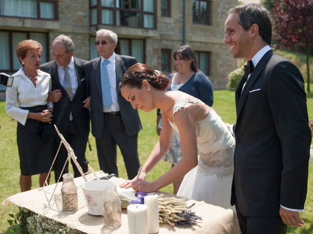 La boda de Fernando y Natalia en Argomaniz, Álava 39
