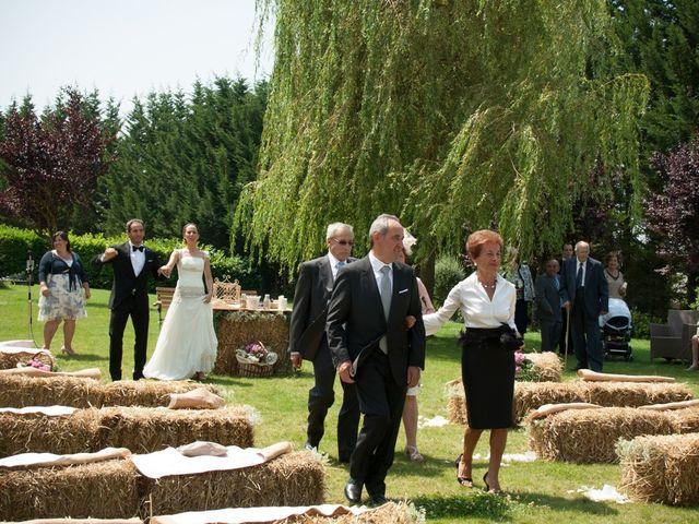 La boda de Fernando y Natalia en Argomaniz, Álava 41