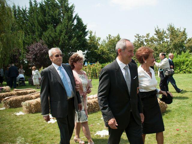 La boda de Fernando y Natalia en Argomaniz, Álava 42