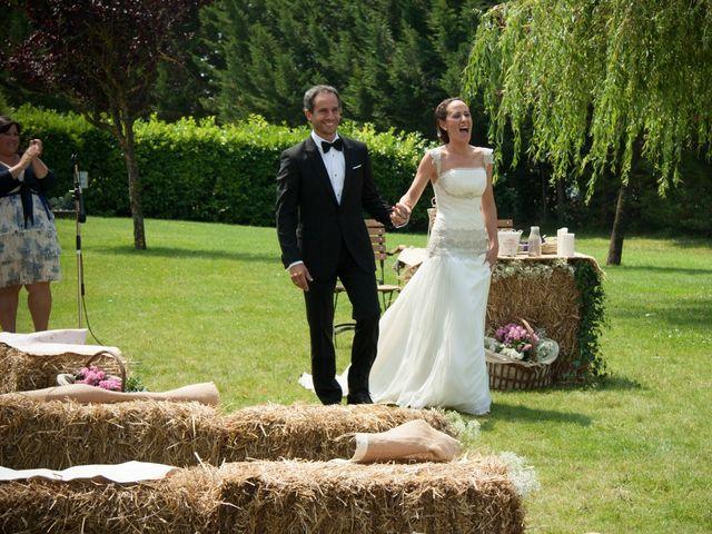La boda de Fernando y Natalia en Argomaniz, Álava 43