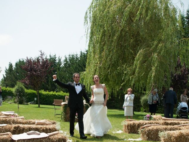 La boda de Fernando y Natalia en Argomaniz, Álava 45