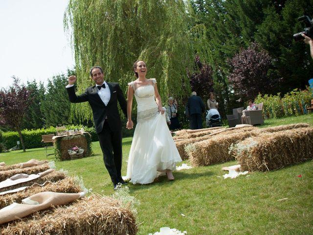 La boda de Fernando y Natalia en Argomaniz, Álava 46