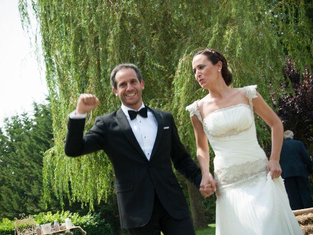 La boda de Fernando y Natalia en Argomaniz, Álava 47