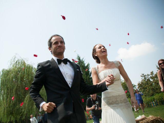 La boda de Fernando y Natalia en Argomaniz, Álava 49