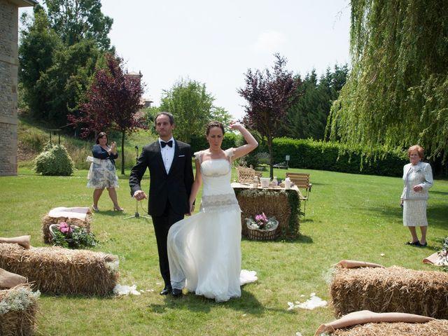 La boda de Fernando y Natalia en Argomaniz, Álava 50