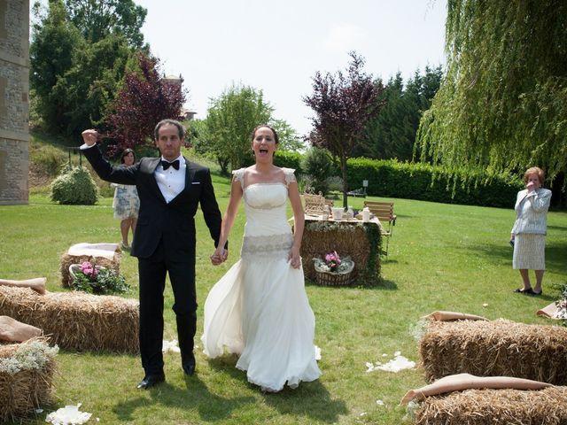 La boda de Fernando y Natalia en Argomaniz, Álava 51