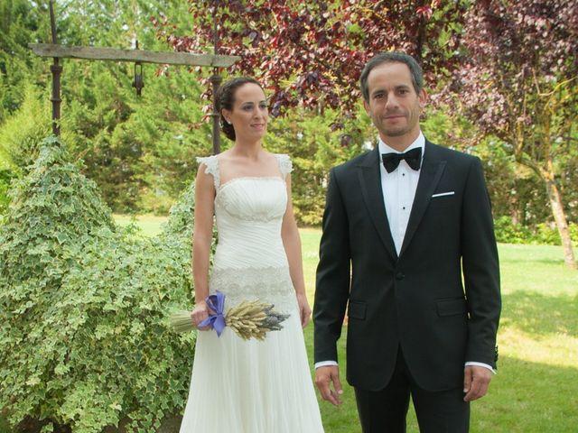 La boda de Fernando y Natalia en Argomaniz, Álava 55