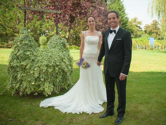 La boda de Fernando y Natalia en Argomaniz, Álava 56