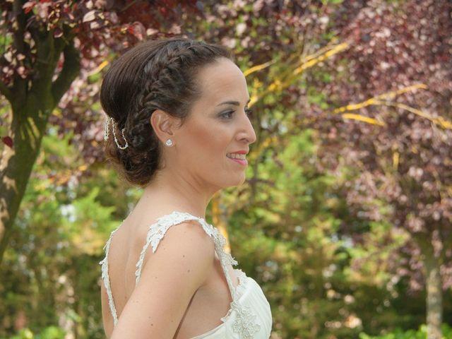 La boda de Fernando y Natalia en Argomaniz, Álava 57