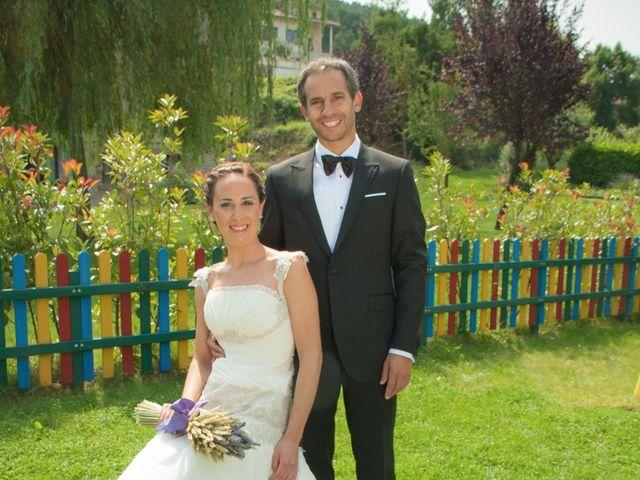 La boda de Fernando y Natalia en Argomaniz, Álava 67