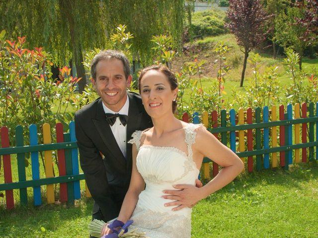 La boda de Fernando y Natalia en Argomaniz, Álava 68