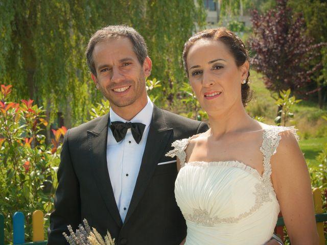 La boda de Fernando y Natalia en Argomaniz, Álava 69
