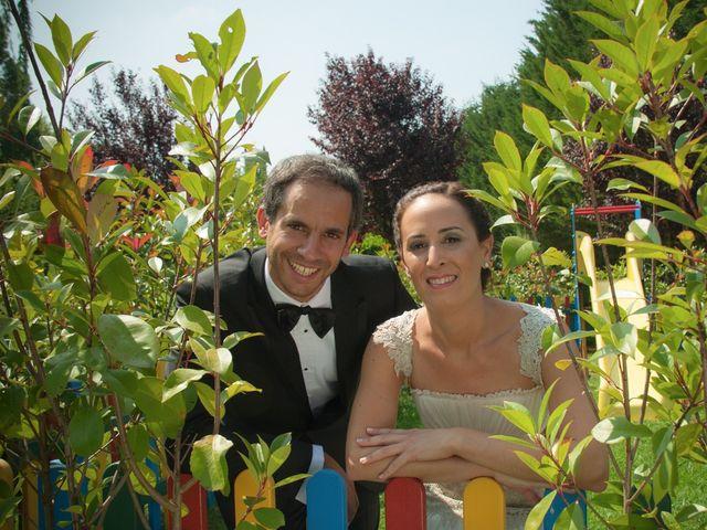 La boda de Fernando y Natalia en Argomaniz, Álava 70
