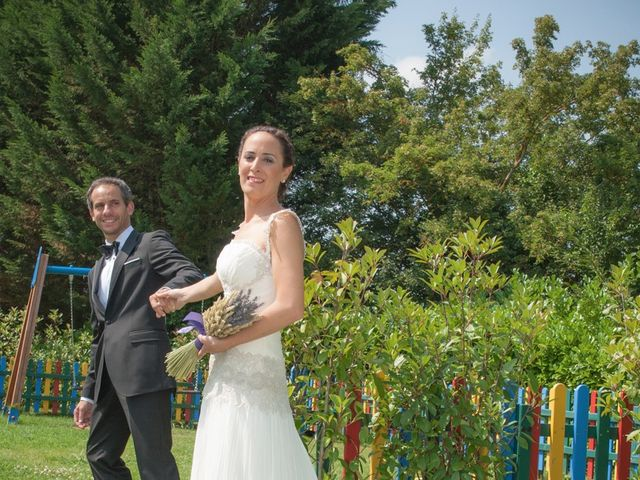 La boda de Fernando y Natalia en Argomaniz, Álava 73